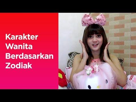 Video 12 Karakter Wanita Berdasarkan Zodiak