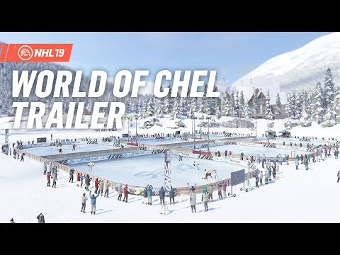 NHL 19 | World of CHEL Trailer thumbnail