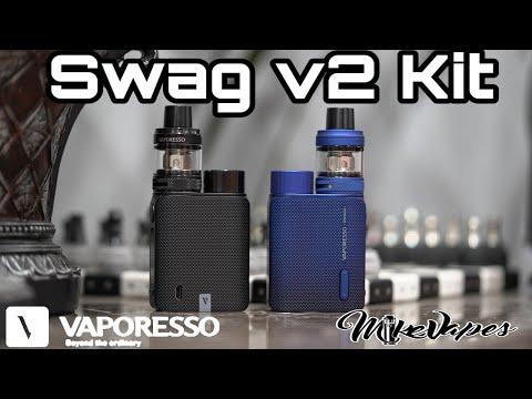 YouTube Video zu Vaporesso Swag 2 Akkuträger 80 Watt