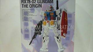 Bandai Gundam Fix Figuration Metal Composite #1009 RX-78-02 Gundam The Origin Review