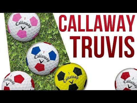 NEW 2016 Callaway Truvis - Best4Balls