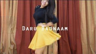 Daru Badnaam Dance Cover | Kamal Kahlon & Param Singh | Latest Punjabi Viral Songs | By Srishti