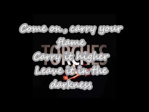 X AMBASSADORS - TORCHES [Lyrics Video] || Music's Lyrics