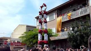 preview picture of video '2010-08-08 Llorenç del P. 4d8 Nens del Vendrell'