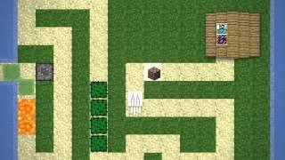 Minecraft Tower Defense - Ep.1 - Stupid Ghasts!