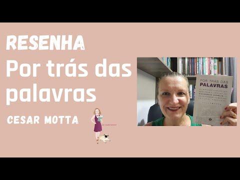 Resenha: Por trás da palavras, de Cezar Motta, Editora Máquina de Livros
