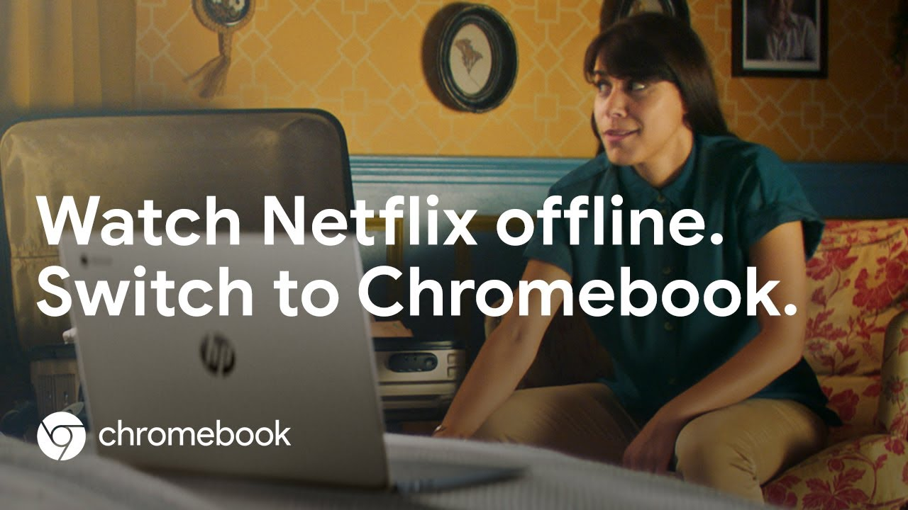 How to watch Netflix offline on a Chromebook without problems