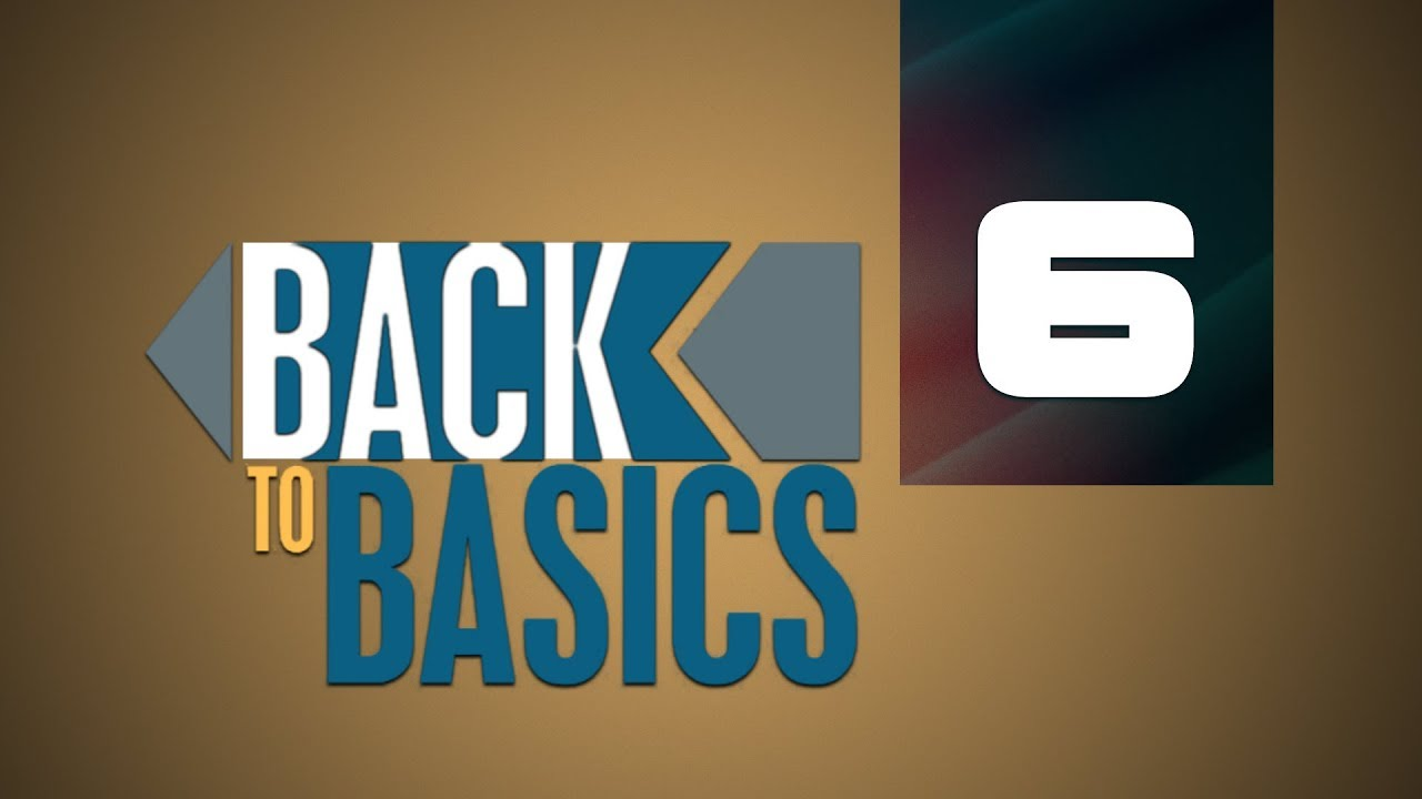 Back to Basics | Intellect & Tawheed