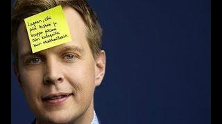Pekka Puustinen: Lupaan, että pää kestää ja kroppa jaksaa