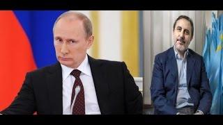 Ответ Ленур Ислямов успакойся Крым наш Блокада ответ России
