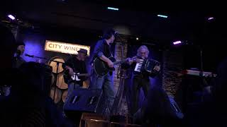 """Angel To Be""  The Subdudes @ City Winery,NYC 11-19-2017"