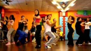 Daddy Yankee - Whos Your Daddy Choreography