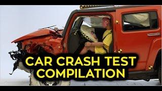 29 New Cars Crash Test Compilation HD
