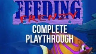Feeding Frenzy (Playthrough)