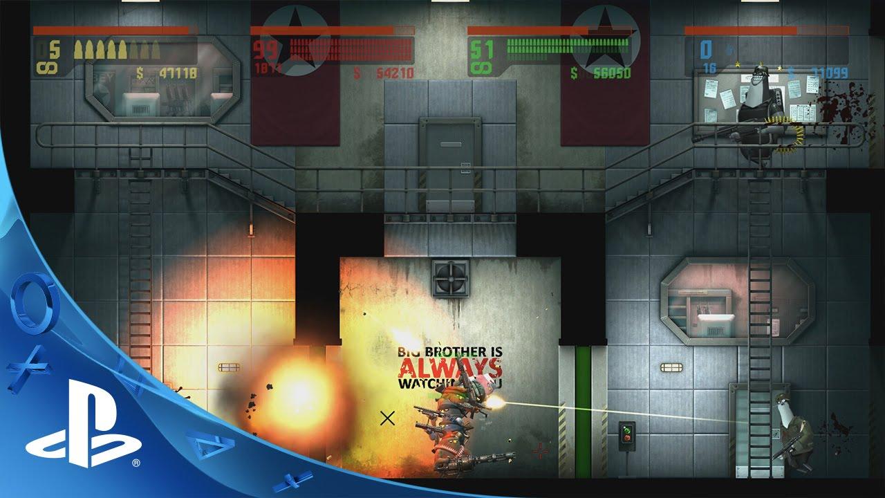 Rocketbirds 2: Evolution Soars onto PS4, PS Vita on April 26