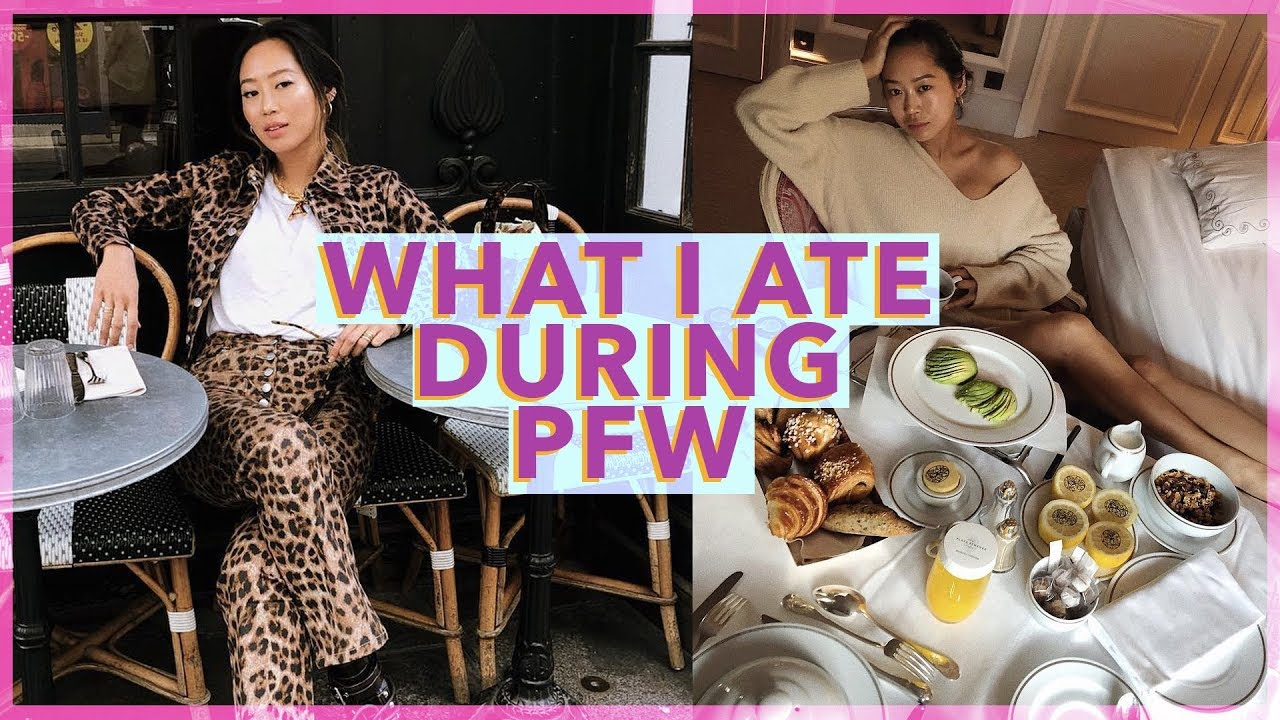 PFW: What I Ate at Paris Fashion Week