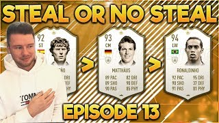 FIFA 19: STEAL OR NO STEAL #13