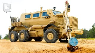 10 Most Amazing Special Armored Vehicles in the World. Part 3