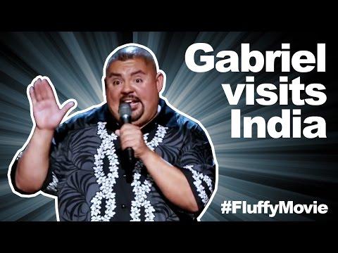 Gabriel Iglesias o Indii