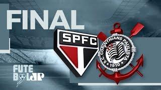 São Paulo 0 X 0 Corinthians - 14/04/19 - Final Do Paulistão