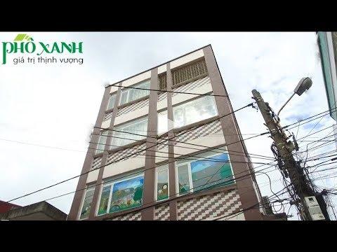 Cho thuê nhà số 166A đường Chùa Hàng, Lê Chân, Hải Phòng