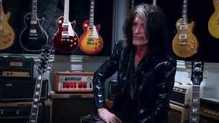 Joe Perry At: Guitar Center