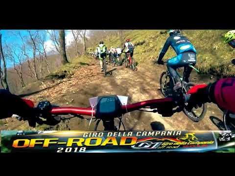 Anteprima del Giro Campania Off Road 2018. Video promo realizzato da Ciro Tafuri - mtbonline.it