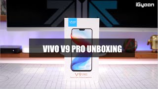 Vivo V9 Pro / Vivo V9 6GB Unboxing And First look