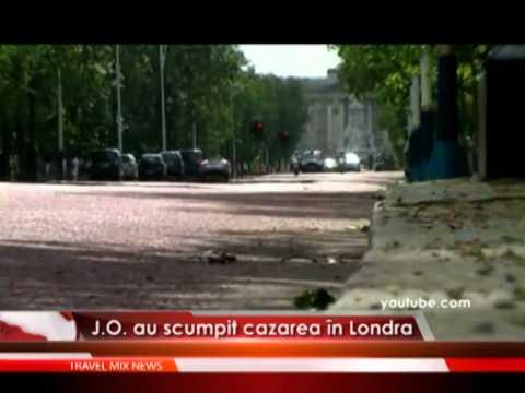 J.O au scumpit cazarea in Londra