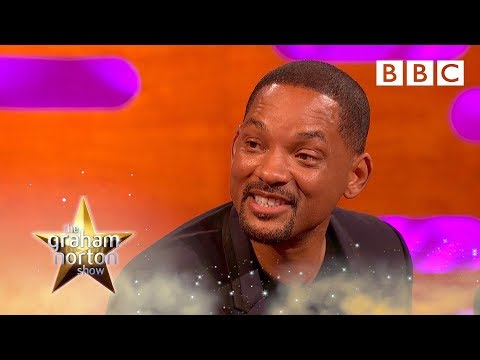 Will Smith wants to play Obama! 🙌 |The Graham Norton Show - BBC