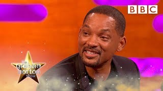 Will Smith wants to play Obama! 🙌|The Graham Norton Show - BBC