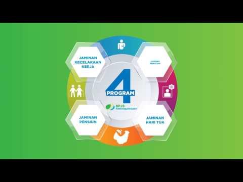 VIDEO SOSIALISASI 4 PROGRAM BPJS KETENAGAKERJAAN (Part I)