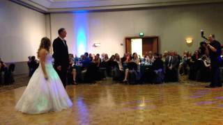 Epic Father/Daughter Dance!