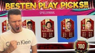 """FIFA 19: MEINE BESTEN """"TOP 100 REWARDS"""" PLAYER PICKS 😱😱"""