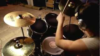 Children Of Bodom - Roundtrip To Hell And Back (Drum Cover by Mordred)