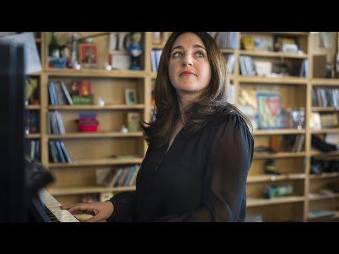 NPR Tiny Desk: Simone Dinnerstein