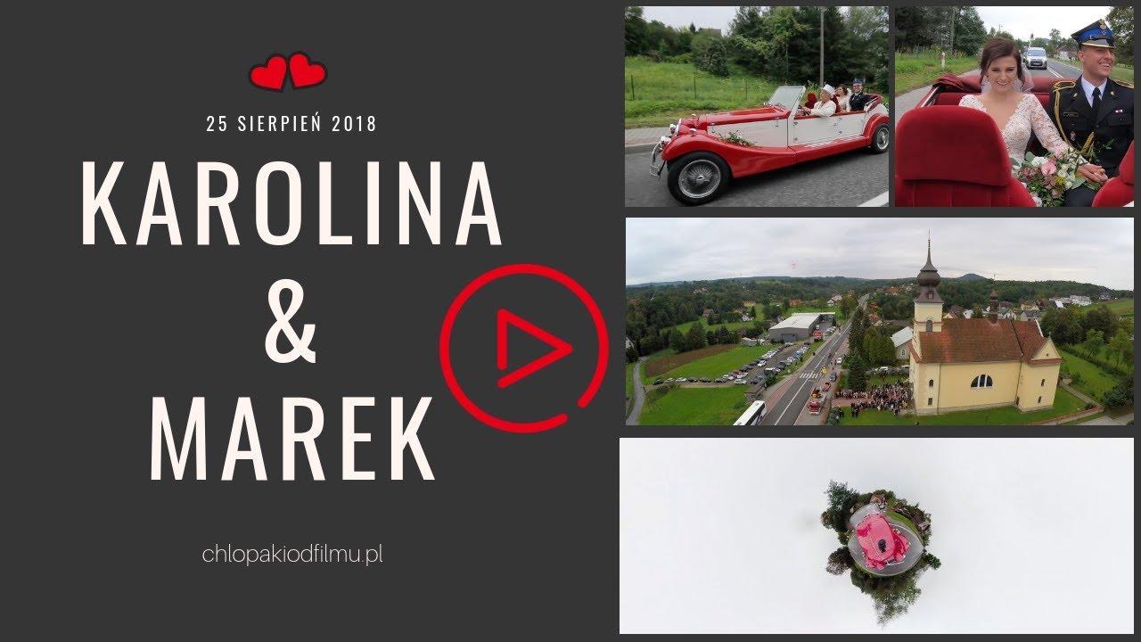Skrót Karolina & Marek 25.08.2018