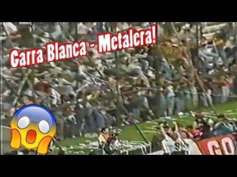 """""""Garra Blanca METALERA! Old School - Vieja Escuela [HD]"""" Barra: Garra Blanca • Club: Colo-Colo"""