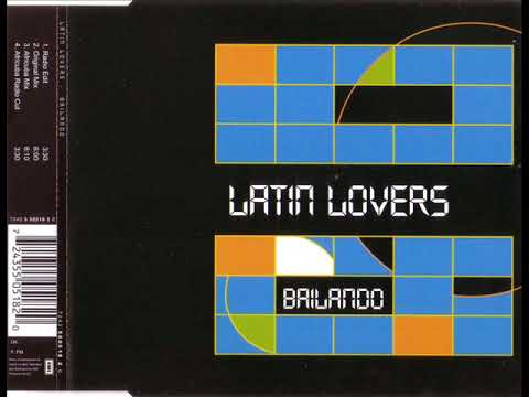 LATIN LOVERS - Bailando (original mix)