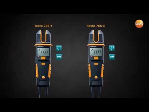 Testo 755 Current/voltage tester