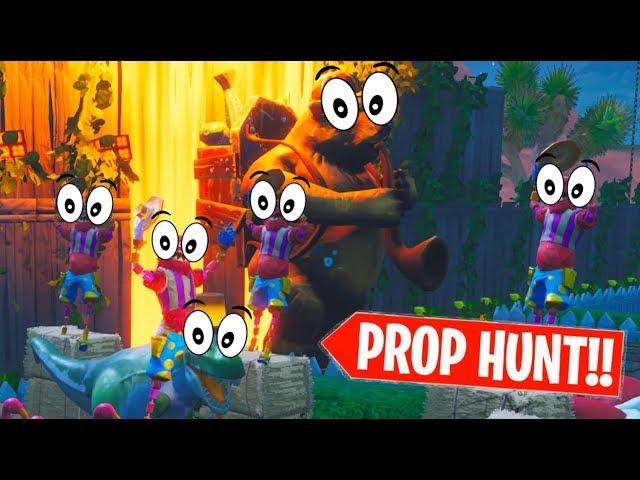 PROP HUNT COSMETIC