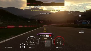 Gran Turismo sport online chilling daily race Gr4 blue moon bay
