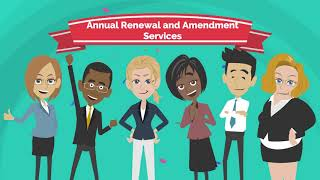 Annual Renewal and Amendment Services