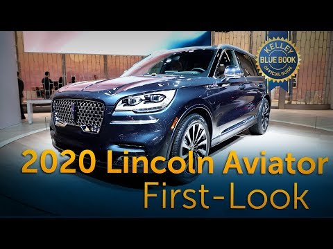 2020 Lincoln Aviator - First Look