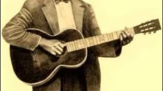 Rattlesnake Blues CHARLEY PATTON (1929) Classic Delta Blues Guitar