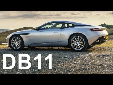 2017 Aston Martin DB11 - Interior Exterior And Drive