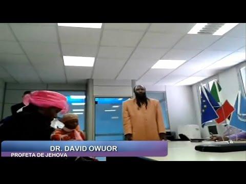 DEBES ORGANIZAR UN DIA DE ARREPENTIMIENTO NACIONAL- Profeta Dr David Owuor Mexico