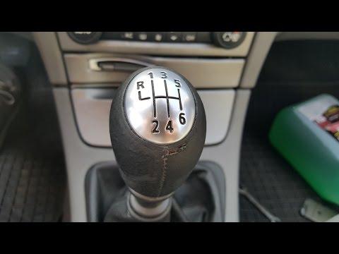 Фото к видео: Renault Laguna 2 - Wymiana oleju w sześciobiegowej skrzyni biegów PK6