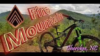 Fire Mountain Trails - New For 2020 - Skilly & Lower Tinker's Dream - Cherokee, NC