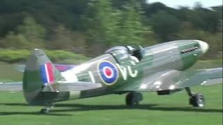 Ross Ferguson's masterpiece first flight